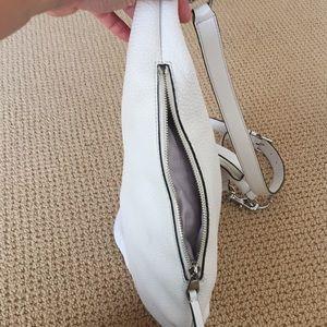 Rebecca Minkoff Bags - Rebecca minkoff large leather white hobo bag